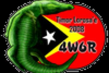 4W – Timor Oriental 2008