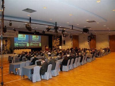 Ceremonia apertura Conferencia IARU