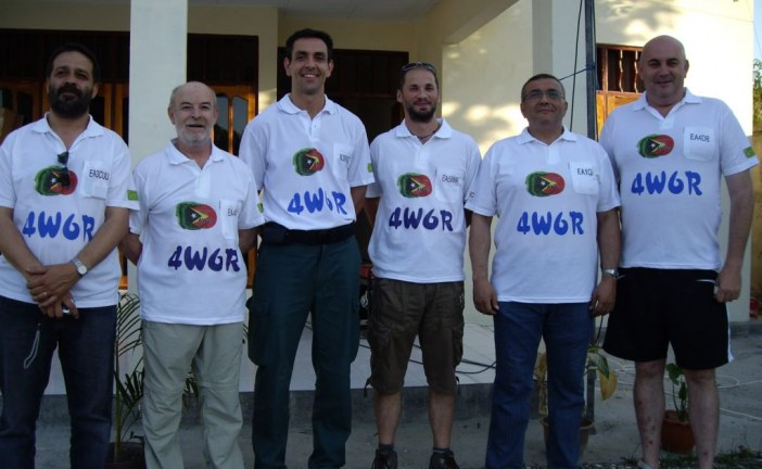 4W6R – Timor Oriental 2008