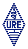 Logo de URE