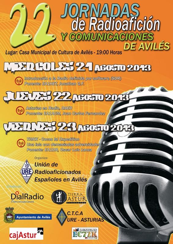 Jornadas de Radio Avilés 2013