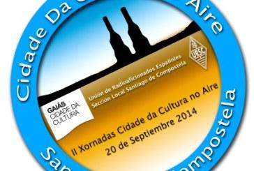 URE SANTIAGO DE COMPOSTELA – II jornada y Merca-Radio da Cidade da Cultura