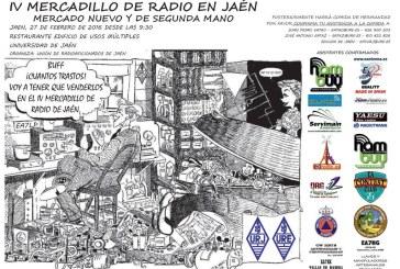 IV Mercadillo de Radio de Jaén