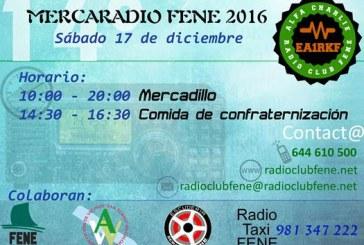 XIV Merca Radio en Radio Club Fene – EA1RKF