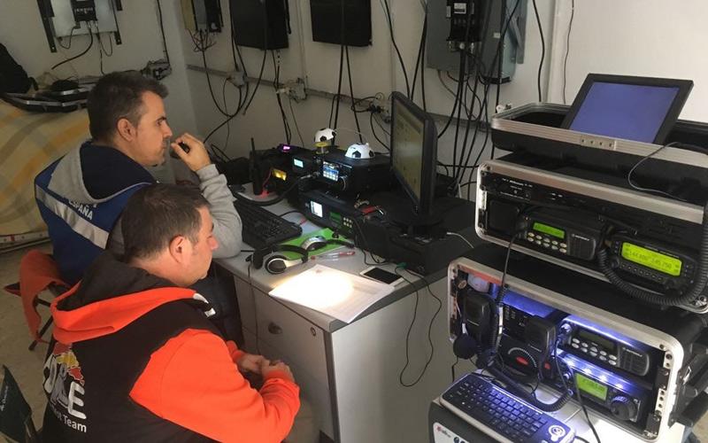 El papel de los radioaficionados