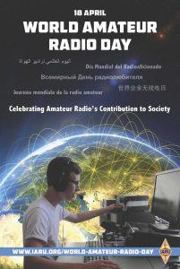 Día Mundial del Radioaficionado 2020
