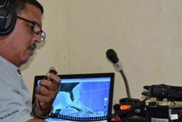 Los radioaficionados durante el huracán Irma