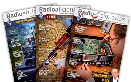 """Revista """"Radioaficionados"""""""