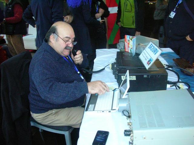 Estación de Radio EA2URV