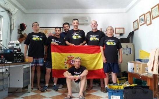 Campeonato IARU 2014