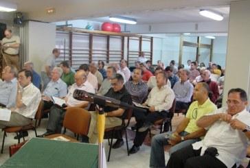 Asamblea General de Socios 2007