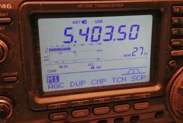 China en la banda de 5 MHz