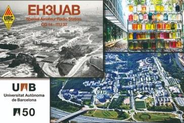 EH3UAB – 50 Aniversario de la Universitat Autònoma de Barcelona