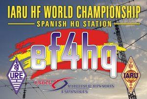 EF4HQ en el Concurso IARU HF World Championship 2020