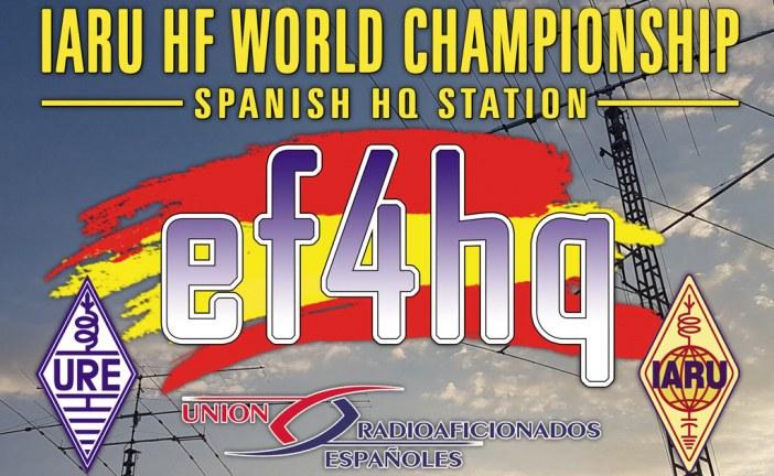 EF4HQ en el Concurso IARU HF World Championship 2019