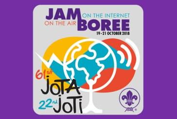 JOTA-JOTI 2018 – 19, 20 y 21 de octubre