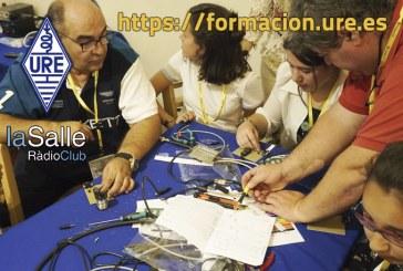 Curso online para autorización de Radioaficionado