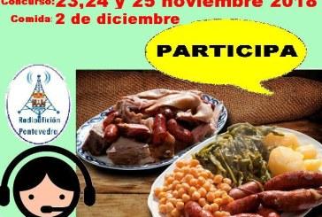 II Cocido Contest VHF Radioaficion Pontevedra