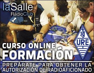 Curso online para autorización de Radioaficonado