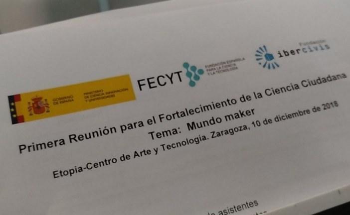 URE presente en las primeras reuniones sobre la futura red de ciencia ciudadana