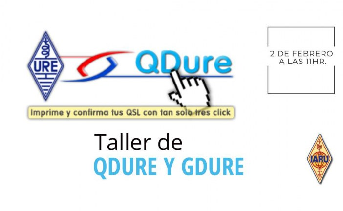 Taller sobre GDURE y QDURE en URE Madrid