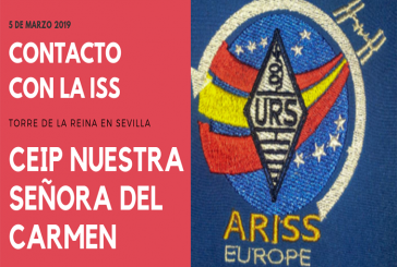 EG7NSC – Contacto con la ISS