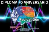 Diploma 70 Aniversario URE