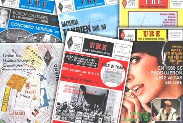 Revistas de URE antiguas