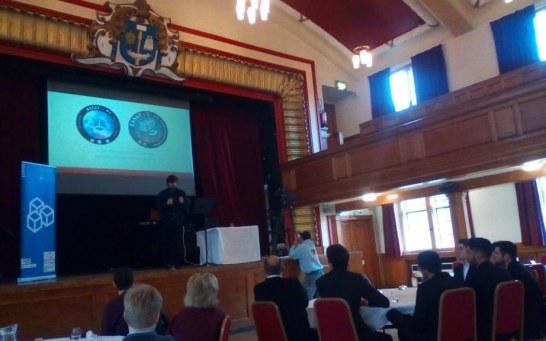 Presentados en Glasgow los avances en el proyecto EASAT-2