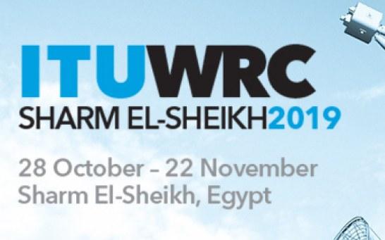 Conferencia Mundial de Radiocomunicaciones 2019