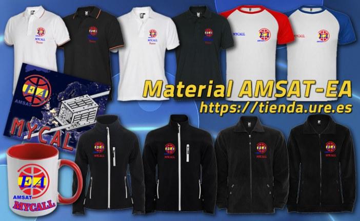Material AMSAT-EA