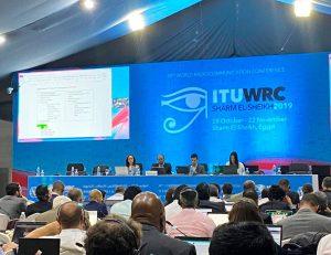 Conferencia Mundial de Radiocomunicaciones de la UIT de 2019 (CMR-19