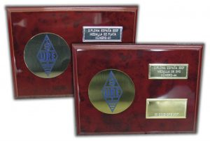 Medallas de Oro y Plata del Diploma España