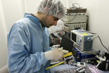 Los satélites GÉNESIS superan las pruebas de vibrado