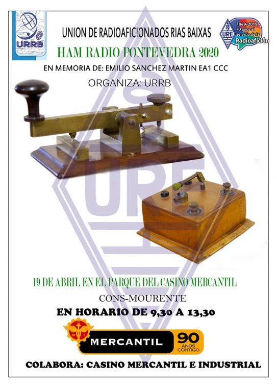 HAM-RADIO Pontevedra 2020