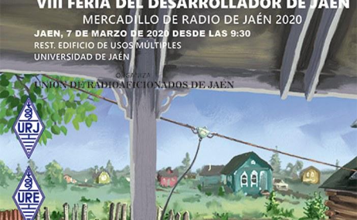VIII Mercadillo de Radio en Jaén