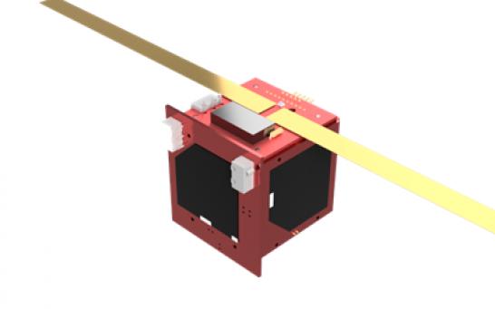 Soporte administrativo de AMSAT EA para SanoSat-1 de AMSAT NEPAL