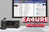 Nuevo WebCluster de URE
