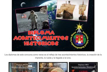 Diploma Acontecimientos Históricos