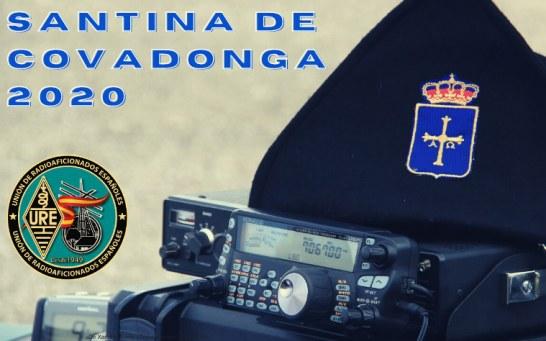Santina de Covadonga 2020
