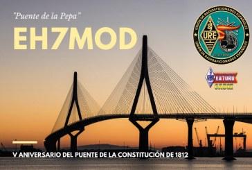 EH7MOD – V Aniversario del puente de la Constitución de 1812