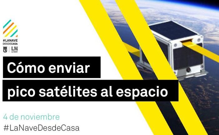 Semana de la Ciencia y la Innovación / pico-satélites