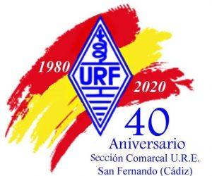 EG40URF - 40 Aniversario URE San Fernando