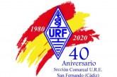 EG40URF – 40 Aniversario URE San Fernando