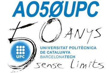 AO5ØUPC – 50 Aniversario UPC