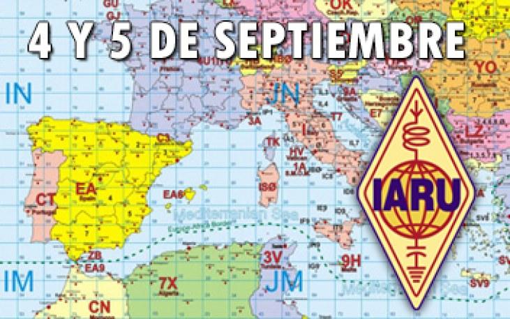 IARU VHF REGIÓN 1