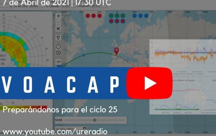 Preparándonos para el ciclo 25 con VOACAP