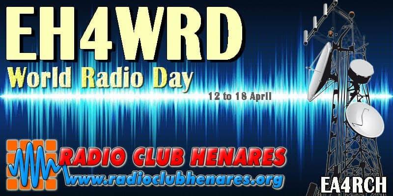 EH4WRD - Día Mundial de la Radioafición