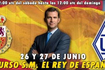 Concurso Su Majestad El Rey de España SSB