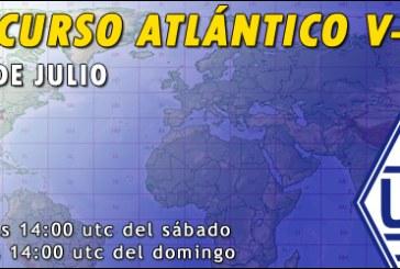 Concurso Atlántico V-UHF (Memorial Pepe Escolante EA1DKV)